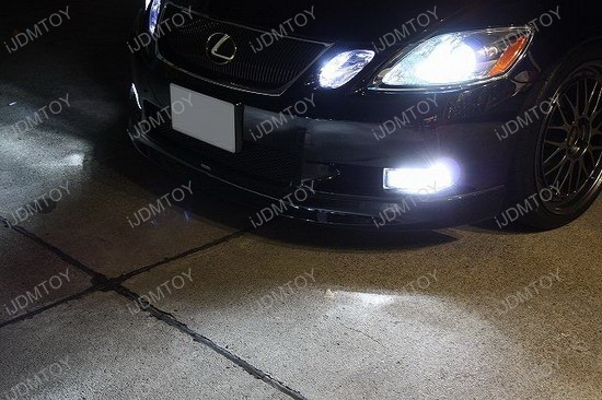 Lexus - GS350 - HID - LED - lights - 1